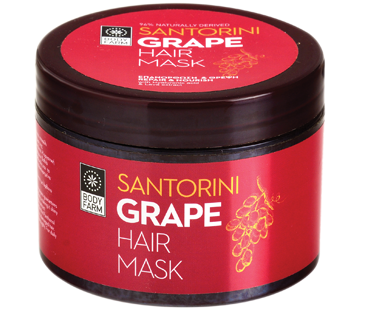 Hair mask Santorini Grape