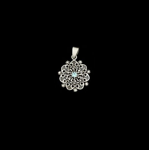 Silver pendant (ask for price)