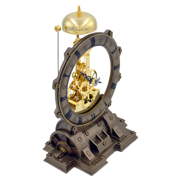 Striking table clock 21cm