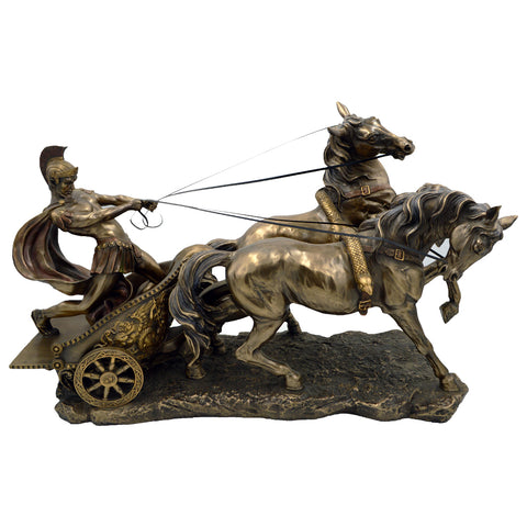 Achilles and the War Charriot 65cm