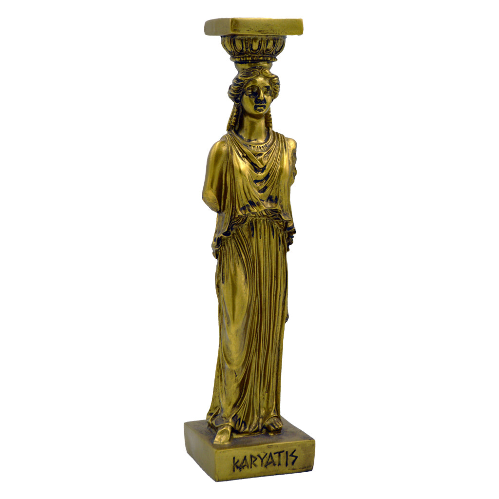 Karyatis artemis goddess of the nut tree (Caryatis) 25cm