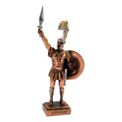 Achilleas Greek hero 19cm