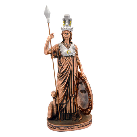 athena goddess of wisdom 32cm