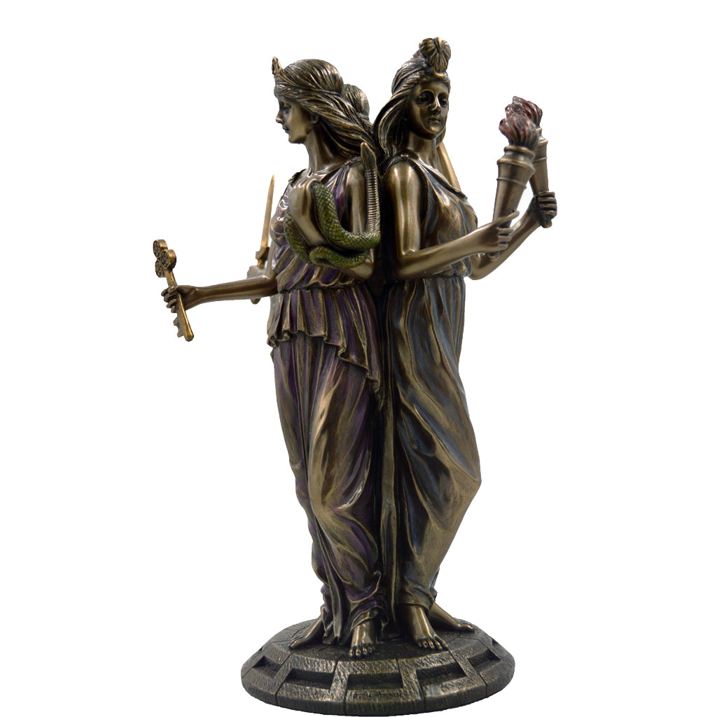 Hecate, The goddess of magic 30cm