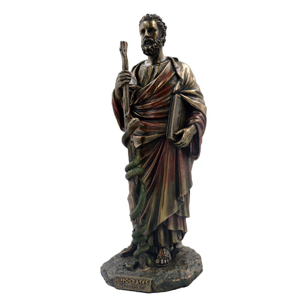Hippocrates Greek physician of the Age of Pericles 26.5cm