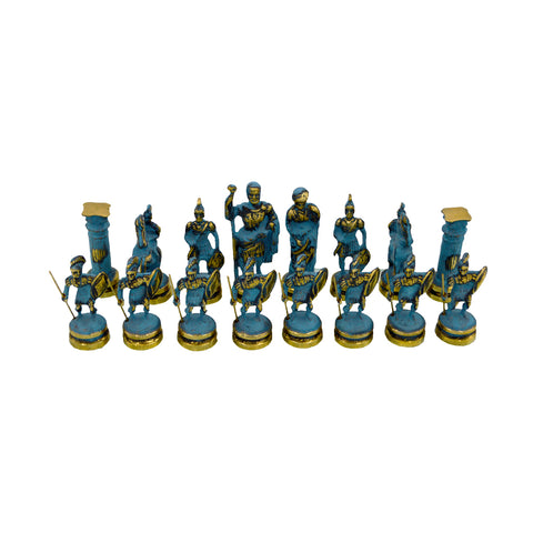 Chessmen Greek-Roman