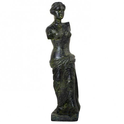 Aphrodite of Milos (bronze natural oxydite)