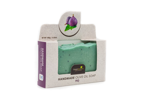 Handmade soap fig 100G