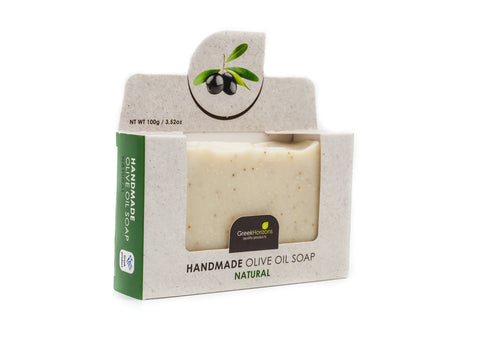Handmade soap natural 100G