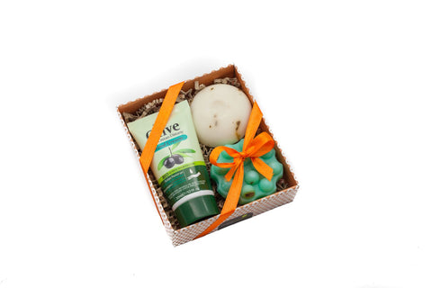 Hand cream - Massage soap - Olive oil soap