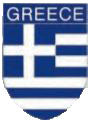 Pin Greek flag 2.5cm (Blue - White)
