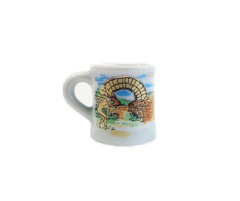 Espresso mug bridge 7cm White