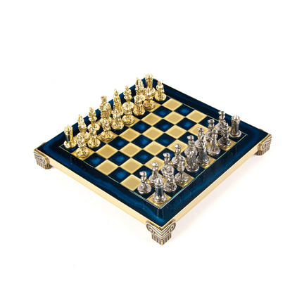 Chess set Byzantine Empire 20cm