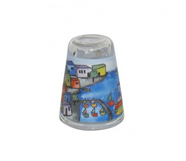 Thimble island 3cm colorful
