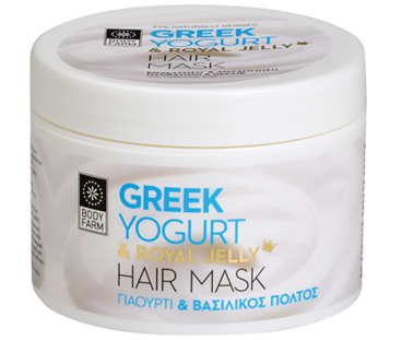 Hair mask YOGURT & ROYAL JELLY
