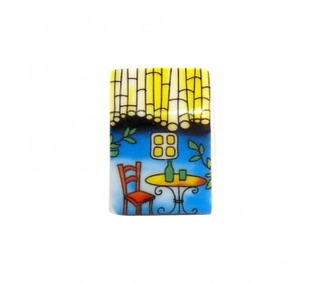 Thimble house 3cm colorful