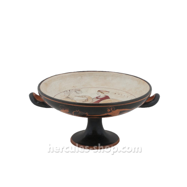 Red figured kylix