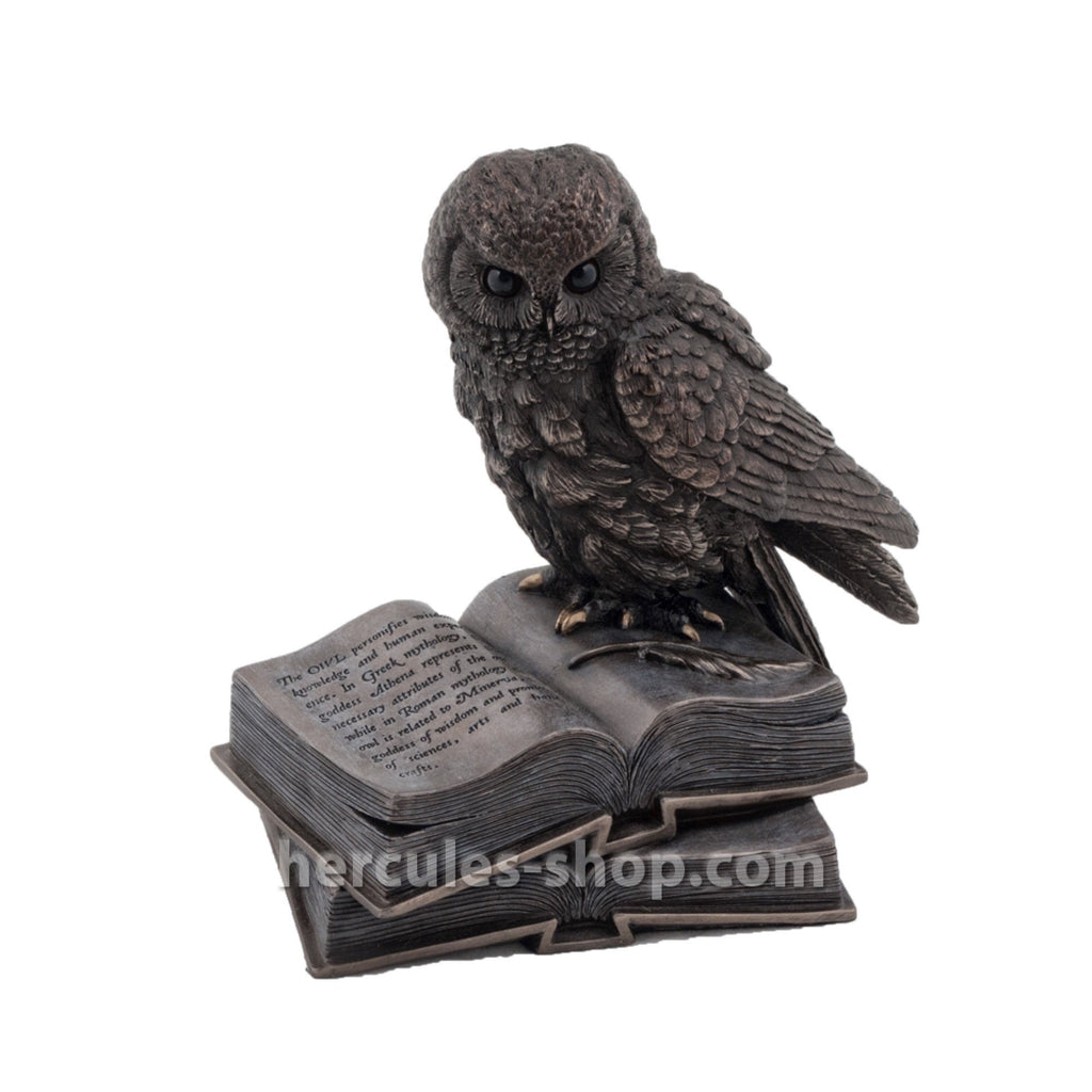 Owl ( the sacred owl of athena ) 17cm