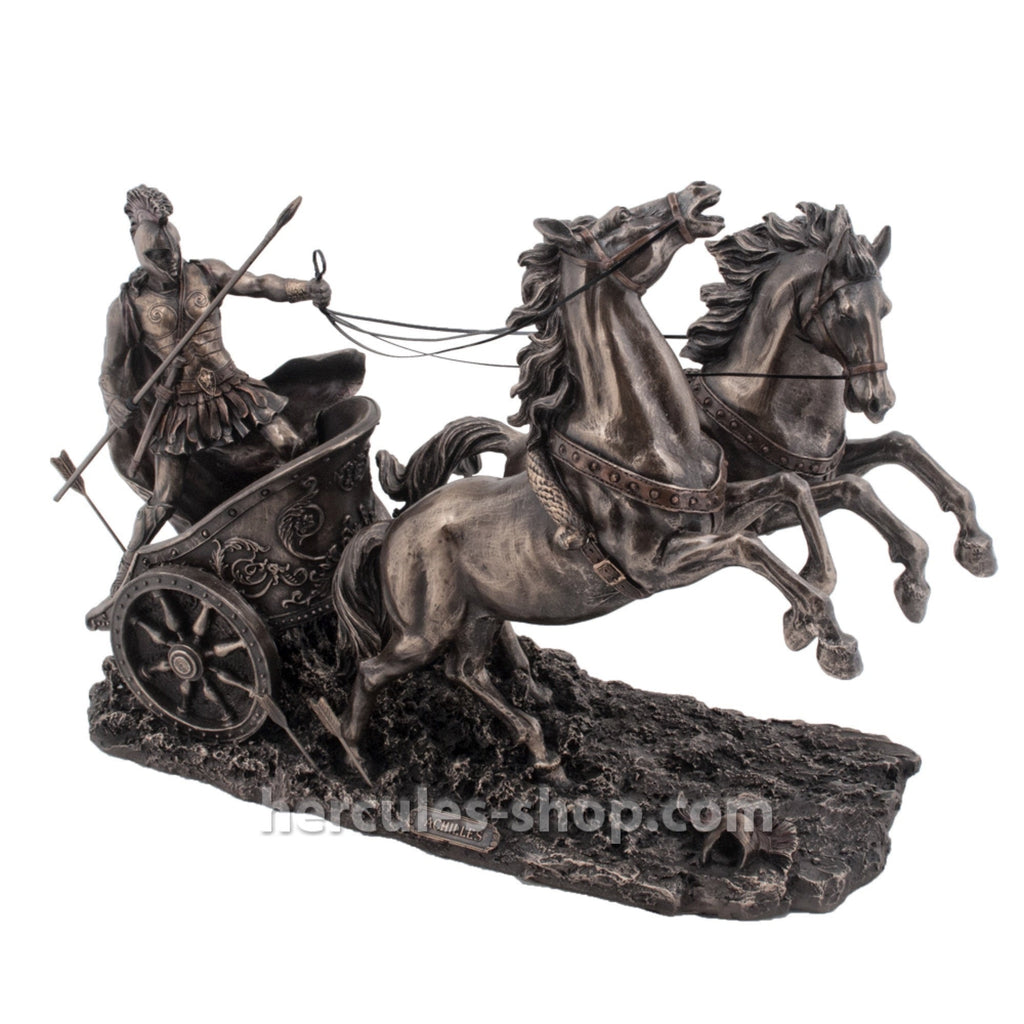 Achilles and the War Charriot 36cm