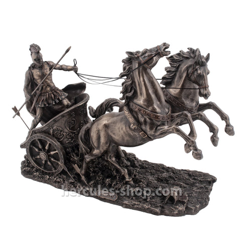 Achilles and the War Chariot 36cm