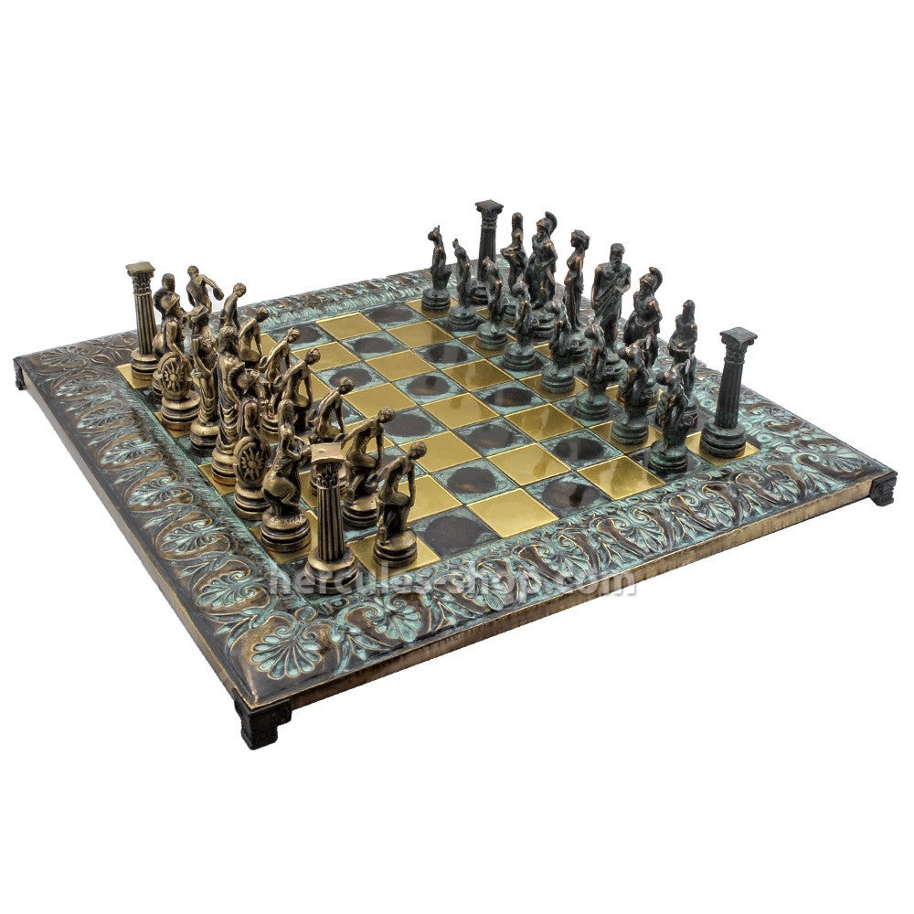 Discovolus chess set