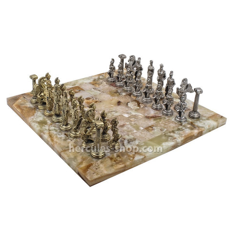 Agamemnon chess set 40cm