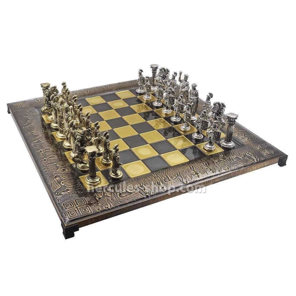 Romans chess set