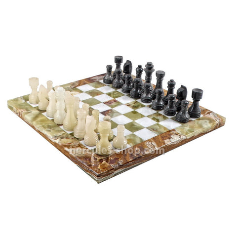 Traditional chess set 35cm