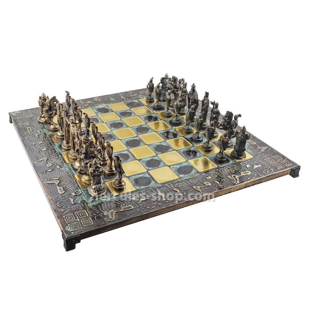 Crusaders Chess Set