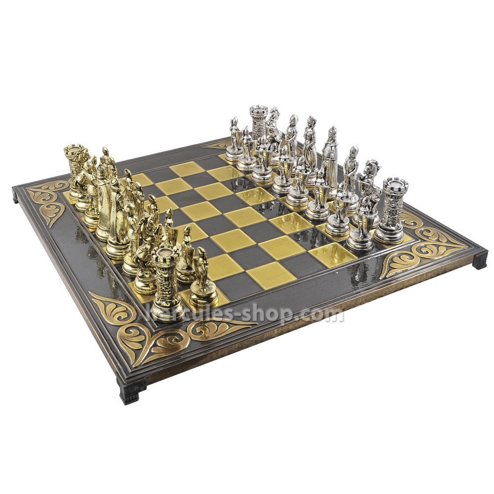 Maria Stuart chess set