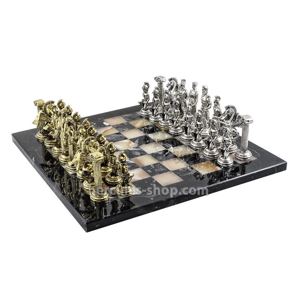 Agamemnon chess set 35cm