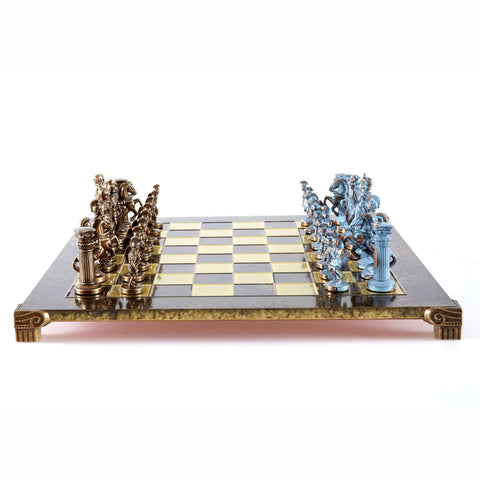 Chess set Greek Roman period 44cm