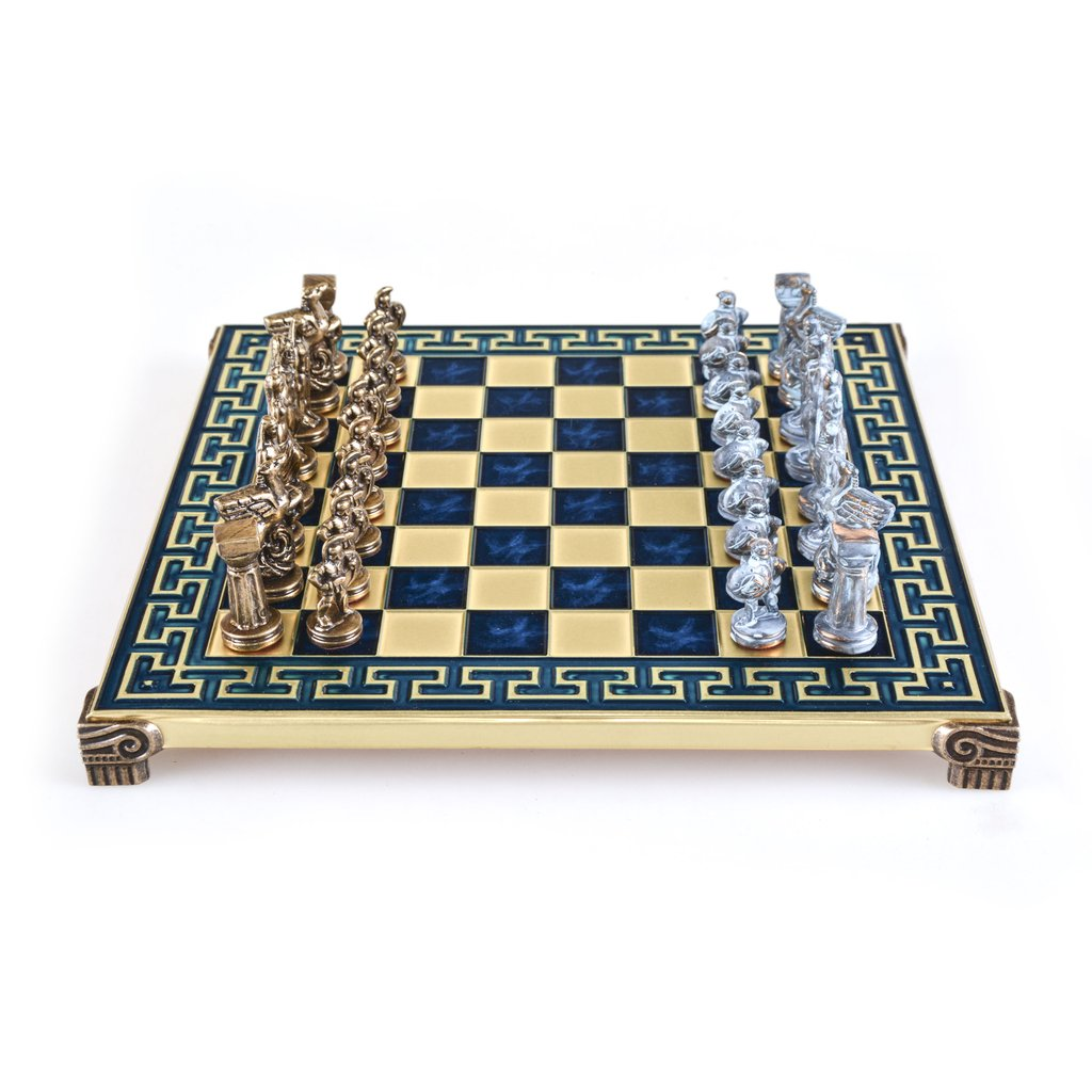 Chess set Spartan Warriors 28cm