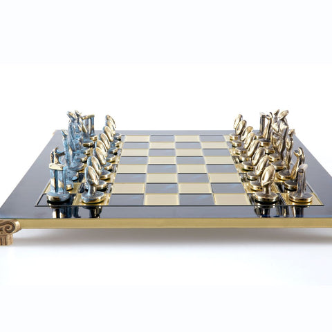 Chess set cycladic art 44cm