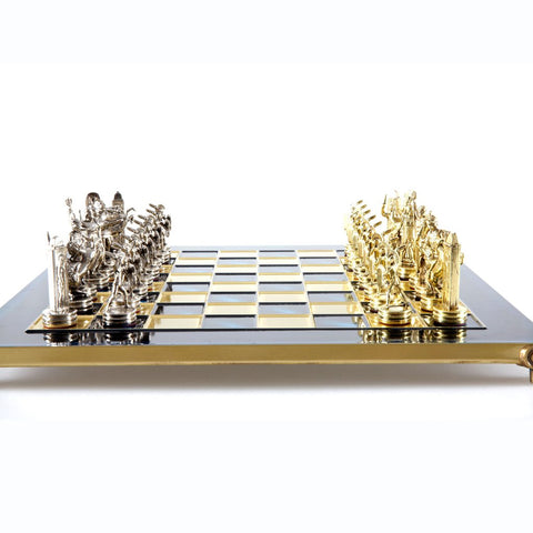 Chess set greek mythology 36cm