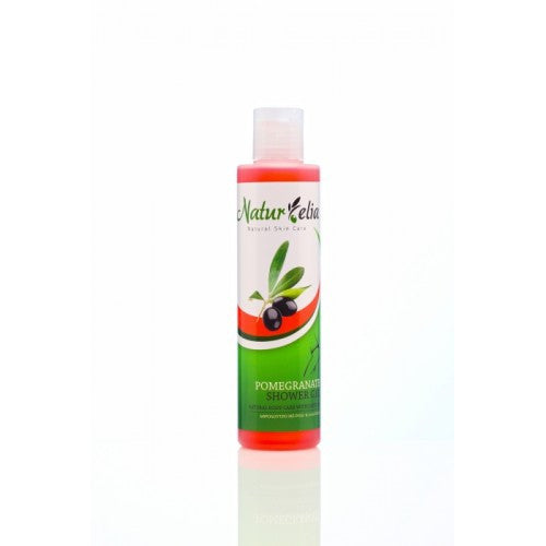 Shower Gel Olive Oil & Pomegranate 200ml
