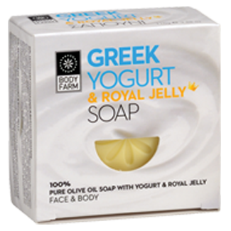 Soap YOGURT & ROYAL JELLY