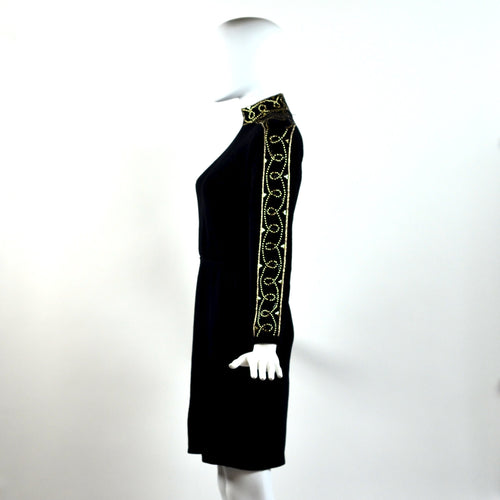 Vintage St. John Beaded Dress