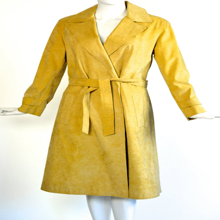 Pre Owned GUESS Wool Coat