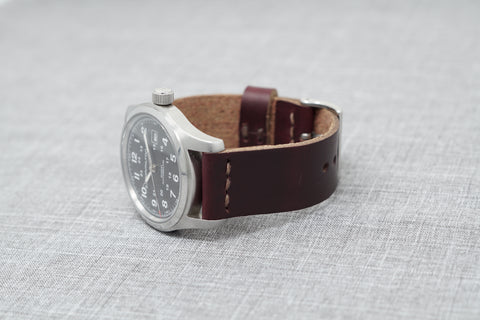 Horween Color 8 Chromexcel | Cocoa Thread