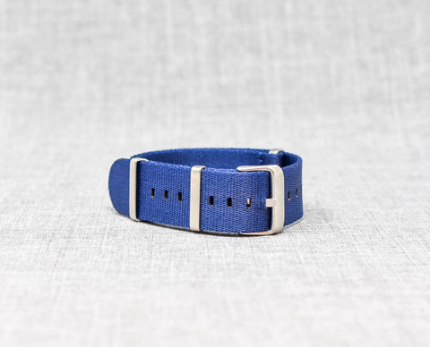The Henry Premium NATO Style Watch Strap | Navy