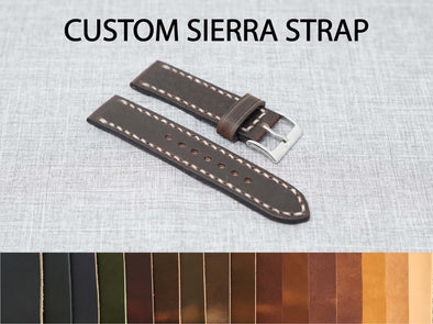 The Sierra Strap | Custom Order