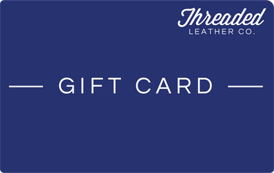 Threaded Leather Co. Gift Card