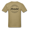 Threaded Leather Co. T-Shirt - khaki