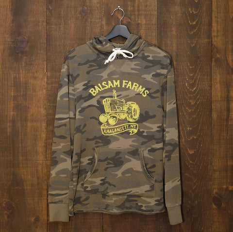 Balsam Farms French Terry Pullover Hoodie