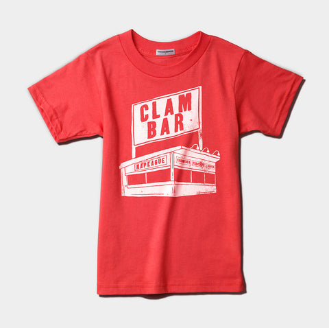 Clam Bar Mini Cotton Tee