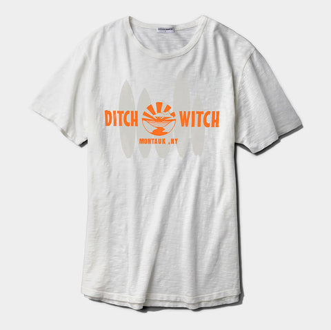 Ditch Witch Vintage Slub Tee