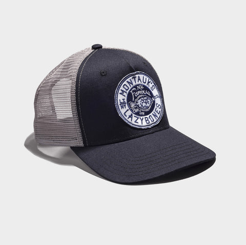 Lazybones Patch Cap