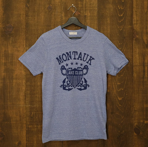 Montauk Lake Club Tri-Blend Tee