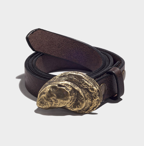 Brass Oyster Belt